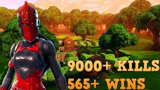 565+ WINS | 9000+ KILLS | PRO PLAYER [PS4] | VBUCKS GIVEAWAY! | FORTNITE BATTLE ROYALE