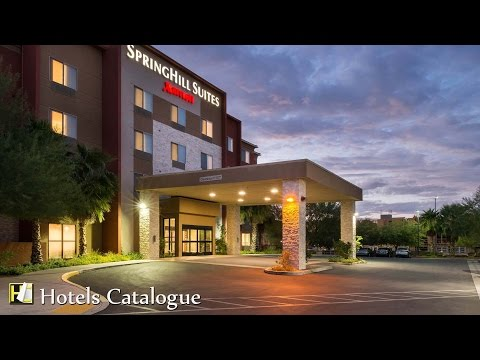 SpringHill Suites Las Vegas Henderson Overview - Suite Accommodations in NV