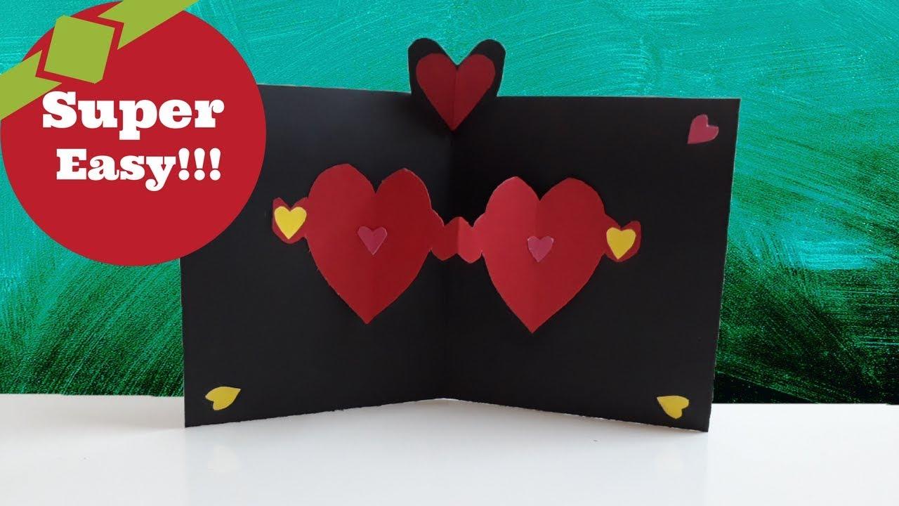 Handmade Valentine Card Ideas For Boyfriend Husband Card Crafts