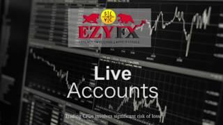 EZYFX LIVE ACCOUNT - ASIA'S BEST FOREX BROKER!