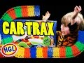 Car Trax Ultratrax Toy Review at London Toy Fair 2016 from HGL Flexi-Trax | Beau's Toy Farm