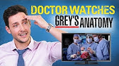 Real Doctor Reacts to GREY'S ANATOMY   Medical Drama Review   Doctor Mike