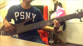 "Bass guitar "" Vinh Hiển Thuộc Chiên Con"""