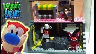 Nicktoons 90's LEGO Construction Sets 2018 Toy Fair Ren & Stimpy, Rugrats, Ahh Real Monsters