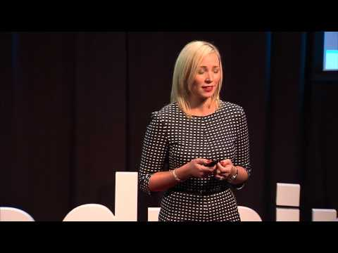 Be The Warrior Not The Worrier - Fighting Anxiety & Fear | Angela Ceberano | TEDxBedminster