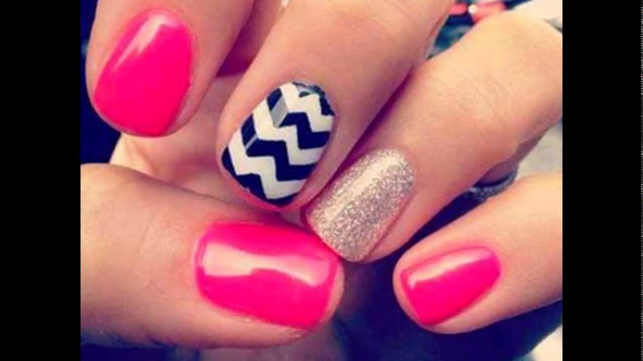 Pretty Nail Art Ideas