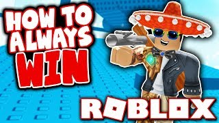 HOW TO ALWAYS WIN IN DOOMSPIRE BRICKBATTLE!! *SUPER EASY!* (Roblox)