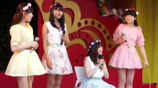 花やしき少女歌劇団 葵と楓&少女歌劇団ユニット SUMMER!フラワーのコラボステージ.