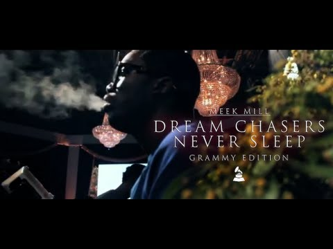 Download MEEK MILL - DREAM CHASERS NEVER SLEEP (VLOG 3) #GRAMMYEDITION