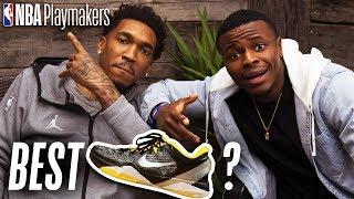 Malik Monk Talks Favorite Sneakers w/ Jeremy Jones