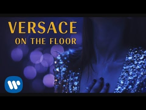 Bruno Mars - Versace on the Floor (Official Music Video)