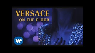 Смотреть клип Bruno Mars - Versace On The Floor