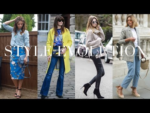 My Style Evolution | All The Throwbacks 😱