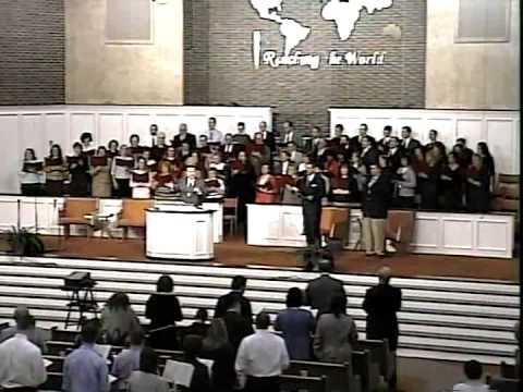Jesus, Hold My Hand- Congregational Singing