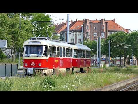 50 Jahre Tatra in Dresden