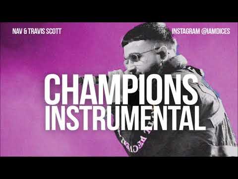 NAV & Travis Scott - Champion