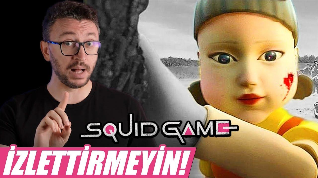 Download SQUID GAME İZLETTİRMEYİN!* - Geç Kalmış Video