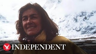 Wanda Rutkiewicz: The Polish mountain climber who conquered Mount Everest