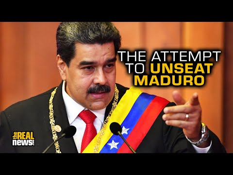 The $15 Million Bounty On Maduro Is One More Attempt To Unseat Him