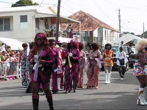 St  Croix's Carnival Parade Jan  8th, 2011