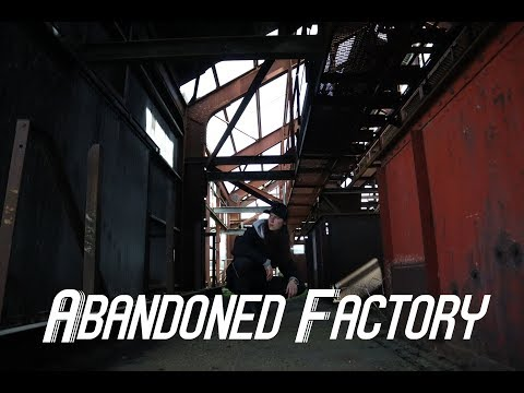 ABANDONED CARBONISATION FACTORY | NEW ZEALAND