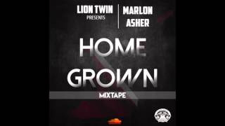 LionTwin And Marlon Asher Presents The Home Grown Mix-Tape