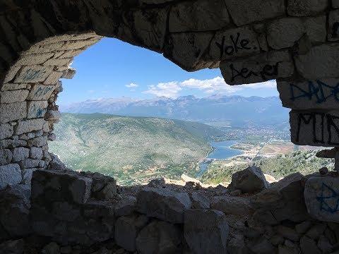 Bosnia and Herzegovina trip - merged live photos