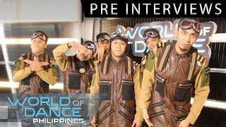 World Of Dance Philippines: 417 | Pre-Interview