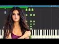Kygo & Selena Gomez - It Ain't Me - Piano Tutorial - Instrumental video & mp3