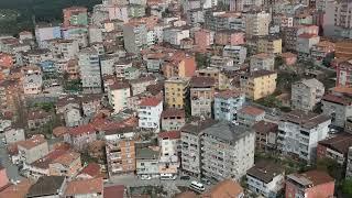 Ayazağa Köyü'ne Bİr de havadan bakalım