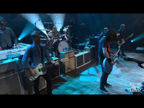 Foo Fighters on Austin City Limits
