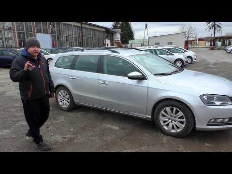 Как Проверить Авто Перед Покупкой? На примере VW Passat B7 2013