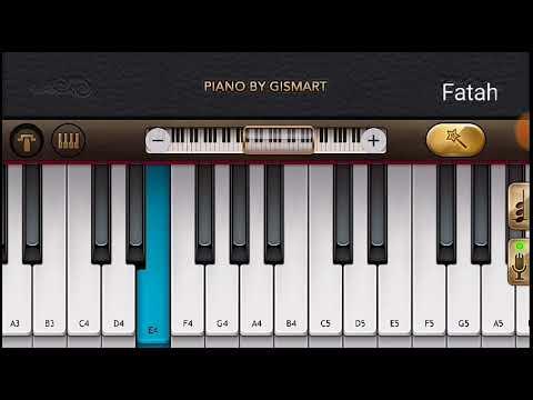AKU CAH KERJO BY Real Piano