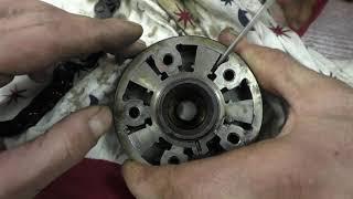 Volkswagen Passat B6 не работает фазарегулятор  ( новичкам )