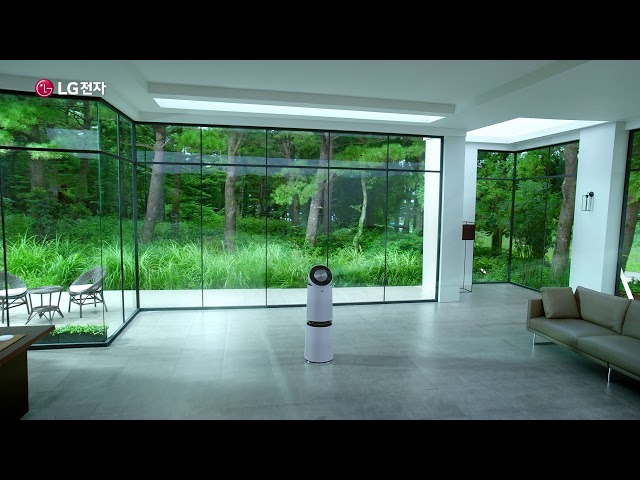 LG 퓨리케어 360도 공기청정기 TVC(30초)