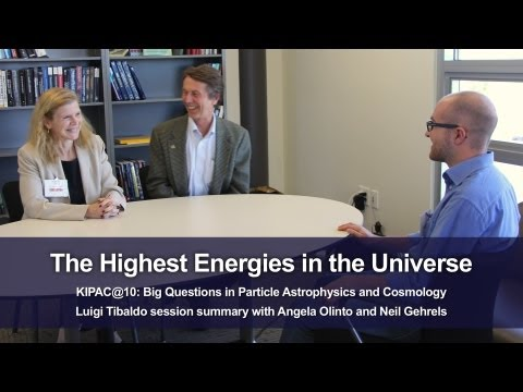 KIPAC@10: The Highest Energies in the Universe
