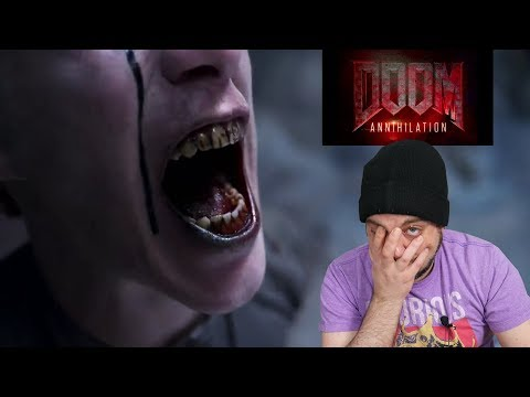DOOM Annihilation REACTION - WTF IS THIS!? | RGT 85