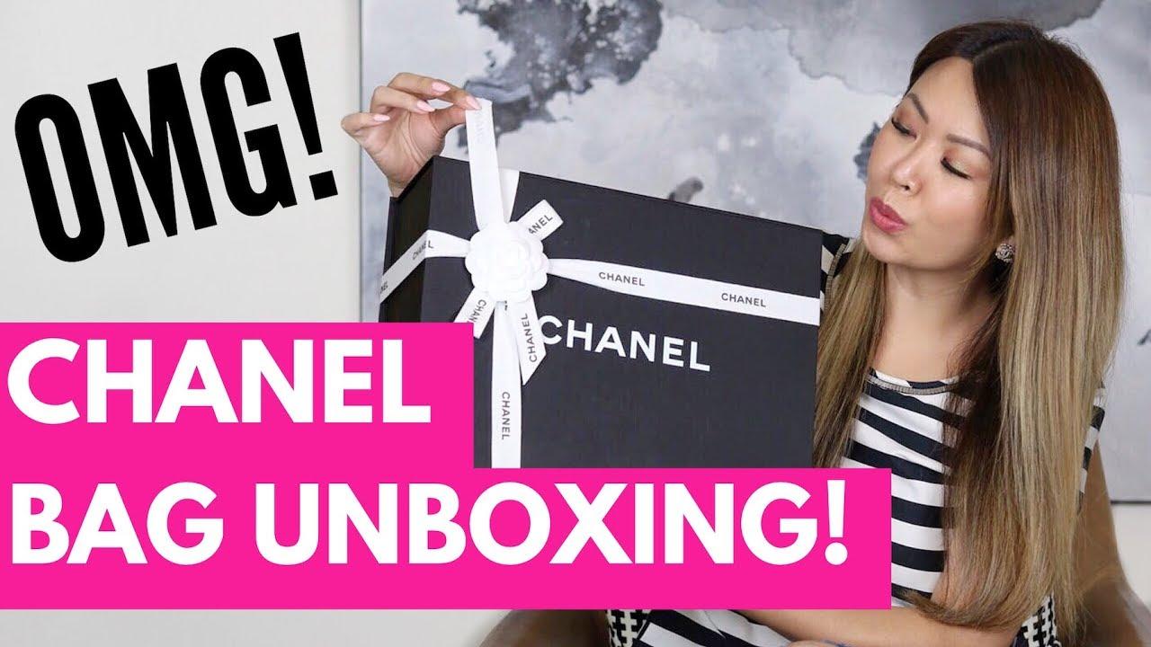 8843b9114e2bca Chanel 2018 Handbag Unboxing Youtube   Stanford Center for ...