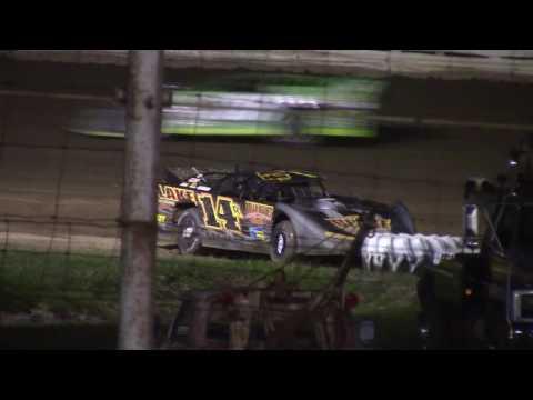 Hummingbird Speedway (8-27-16): BWP Bats Steel Block Late Model Feature