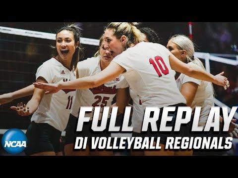 Nebraska vs. Hawaii: 2019 NCAA women's volleyball regionals | FULL REPLAY