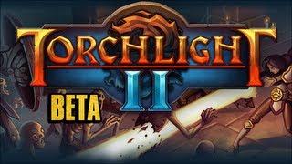 Torchlight 2 BETA EP1 Gameplay PC 2012 HD