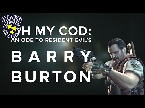 Oh my Cod: An Ode to Resident Evil's Barry Burton