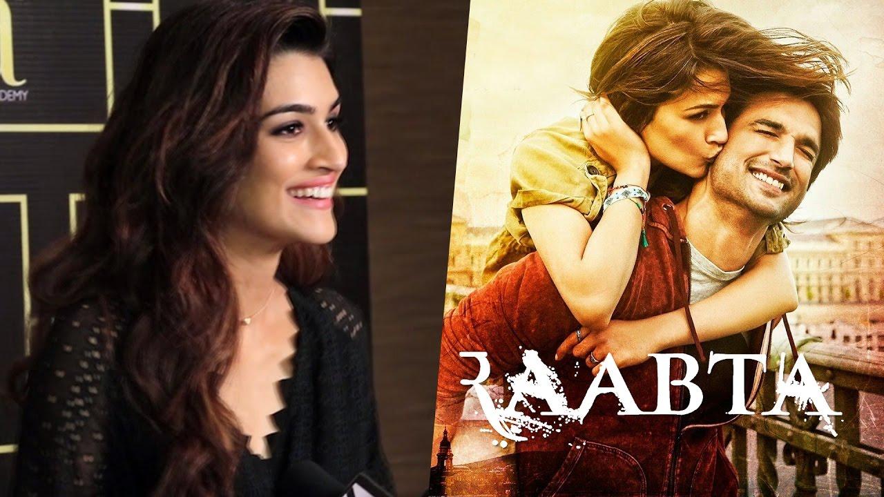 Raabta Trailer के बारे में Kriti Sanon का क्या है कहना
