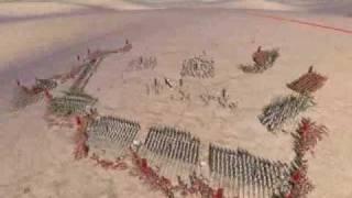 Rome Total War Online Battle #1: Romani Vs Impero Seleucide [ITA]