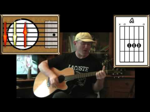 (Just Like) Starting Over - John Lennon - Acoustic Guitar Lesson
