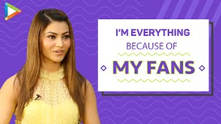 "Urvashi Rautela: ""I'm an OUTSIDER & maybe that's why my FANS…"" 