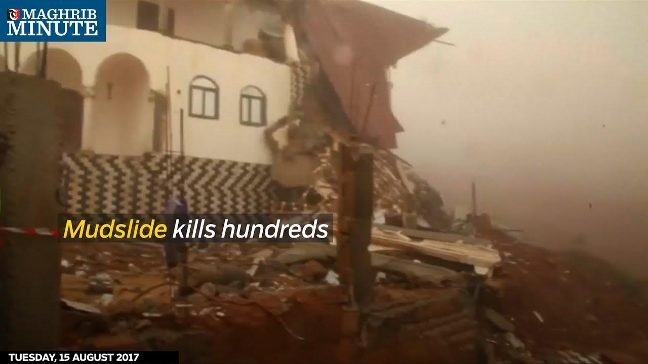 Mudslide kills hundreds