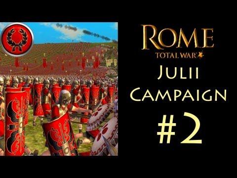 Rome Total War - Julii Campaign (VH/VH) - Part 2: Siege Of Patavium