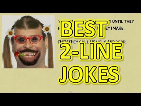 Top 5 Jokes - The Best Two Line Jokes - Short Hilarious ...