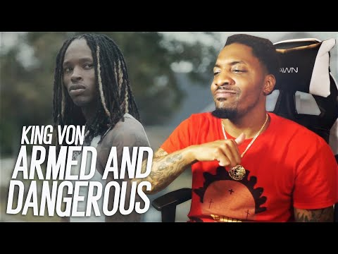 King Von - Armed & Dangerous (REACTION!!!)
